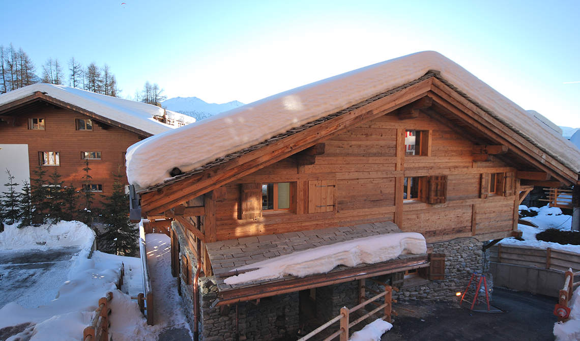 Chalet for sale in center of Verbier - 10