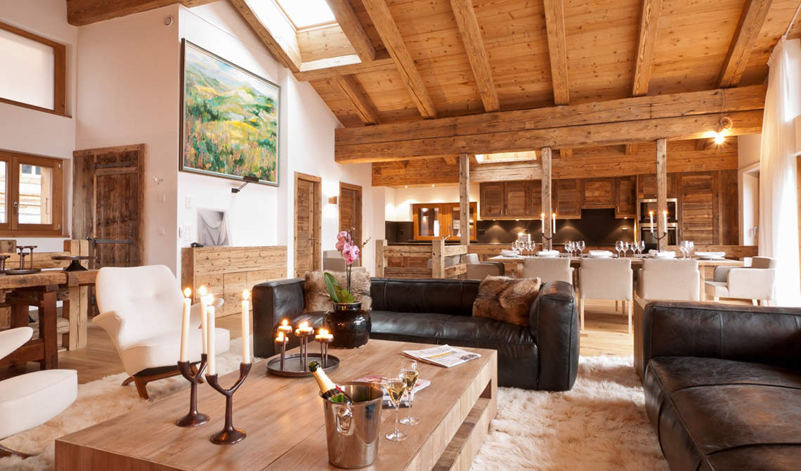 Chalet for sale in center of Verbier - 1