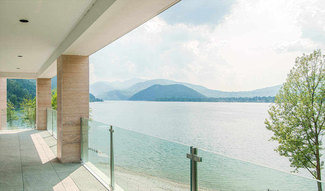 Apartments for sale in residence at lake in Lugano - 7