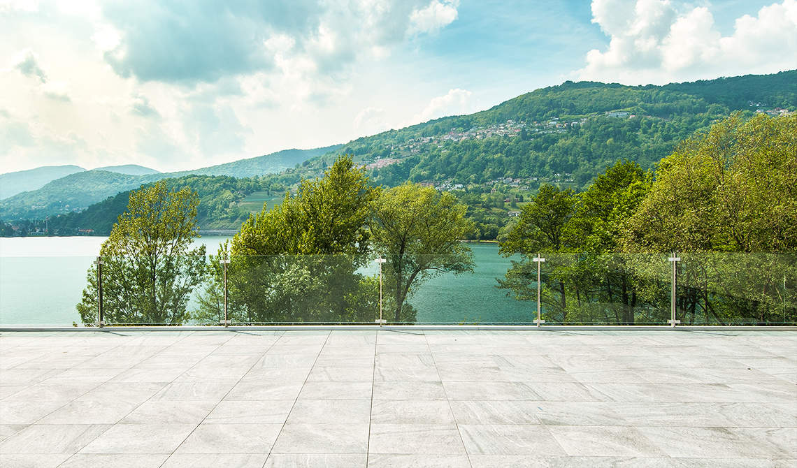 Apartments for sale in residence at lake in Lugano - 9