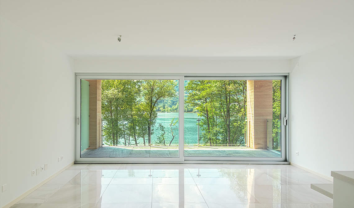 Apartments for sale in residence at lake in Lugano - 5