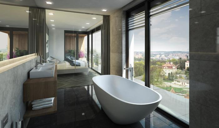 Prague, Praha 5, for sale, flats, rooms: 3–5 - 5