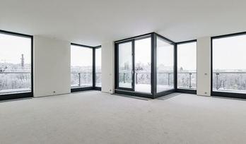 Прага, Прага 8, апартаменты, комнат: 2–5, продажа