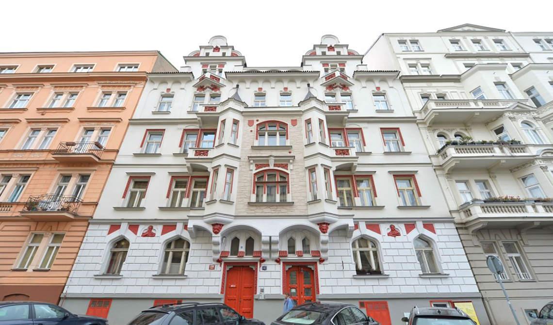 Прага цены на квартиры