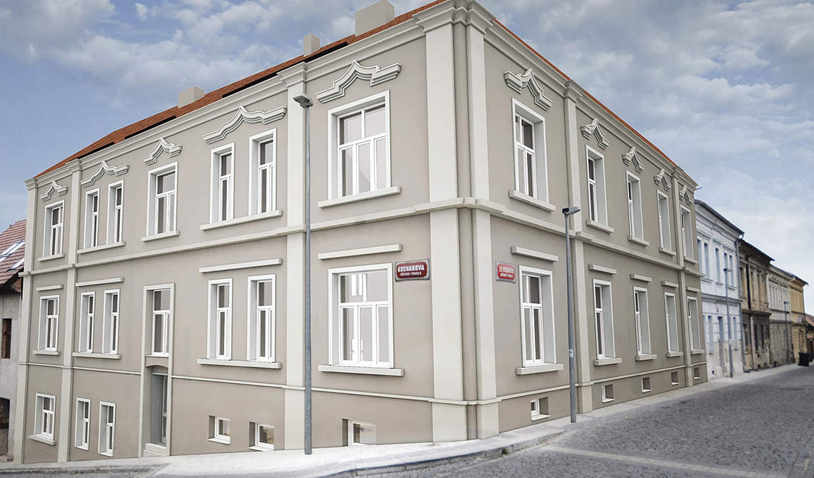 Apartments for sale in new residence in Prague 6, Břevnov - 0