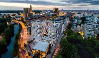 Квартиры на продажу в резиденции High Park в центре Берлина