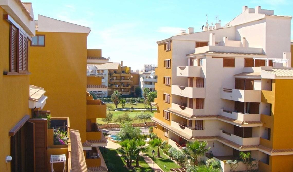 Жилые комплексы торревьеха недвижимость