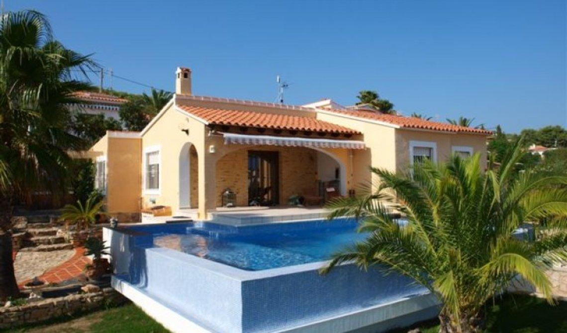 Недвижимость недорого в кальпе испания фото