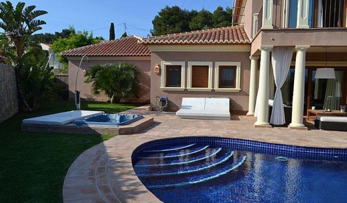 Недвижимость в испании виллы