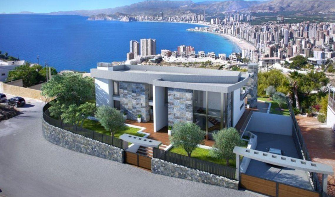Купить недвижимость в бенидорме испания