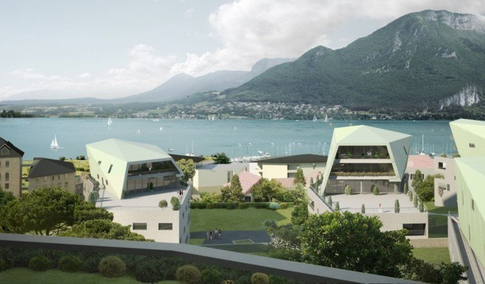 Apartments, rooms: 2–4, Annecy, for sale - 5