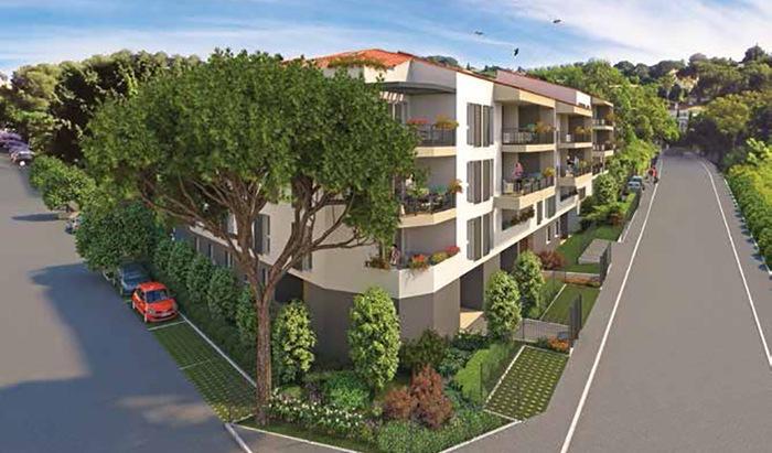 For sale, Cavalaire-sur-Mer, apartments, rooms: 1–4 - 1