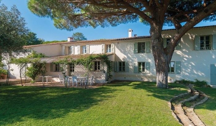 Gated community «Les Parcs de Saint Tropez», for sale, mansion, rooms: