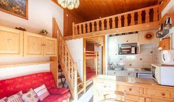 Morzine, Les Fys, for sale, mansard, rooms: 2