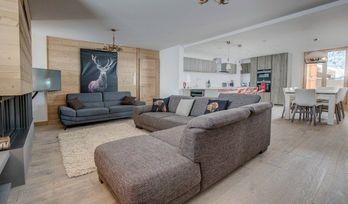 สำหรับขาย, อพาร์ตเมนต์, ห้อง: 5, Morzine