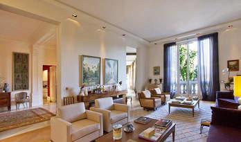 Квартира на продажу с видом на Сену, 7-й округ, Париж