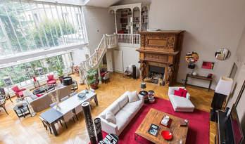نجی ٹیرس کو فروخت کے لیے گھر سے 8 / arrondissement, پیرس