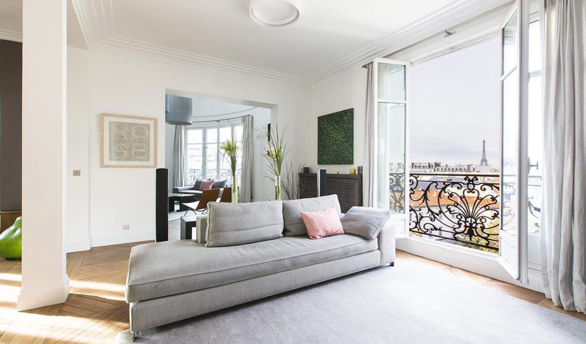 Apartment For Near Luxembourg Gardens 6th Arrondist Paris 0