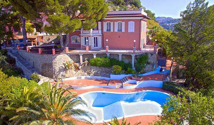 House in Ventimiglia buy ruble