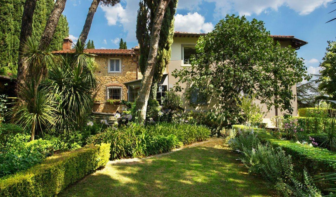 Villa de luxe vendre en toscane for Acheter une maison en toscane