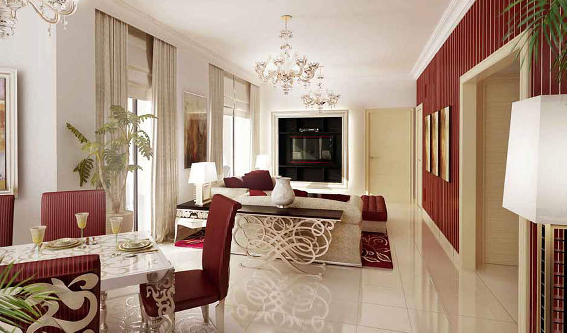 Apartments For Sale In Residence Lofts At The Heights In Amman Jordan