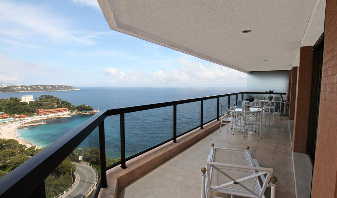 Sold Two Adjoined Apartments For Sale In Monte Sarlo Sun Residence In Monte Carlo