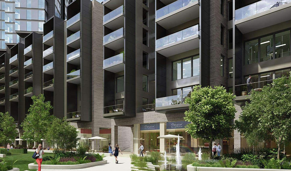 Apartments For Sale In Residence 250 City Road In Islington