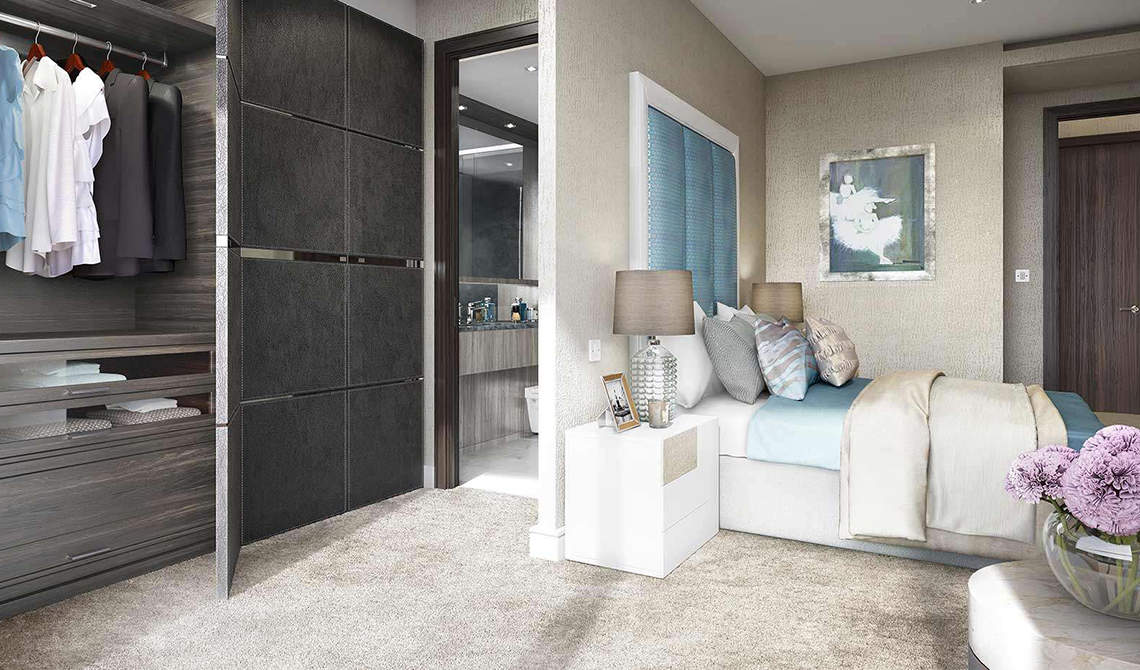 Apartments for sale in residential complex Battersea Reach, Wandsworth - 4