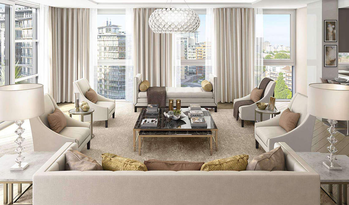Apartments for sale in residential complex Battersea Reach, Wandsworth - 2