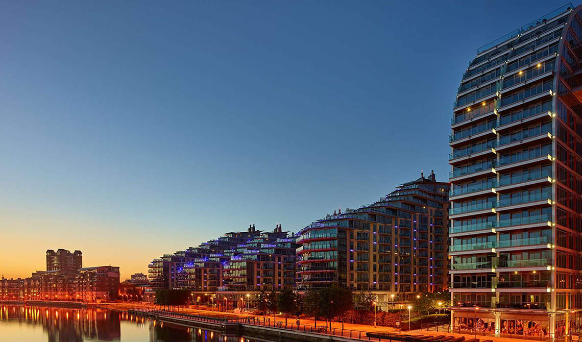 Apartments for sale in residential complex Battersea Reach, Wandsworth - 0