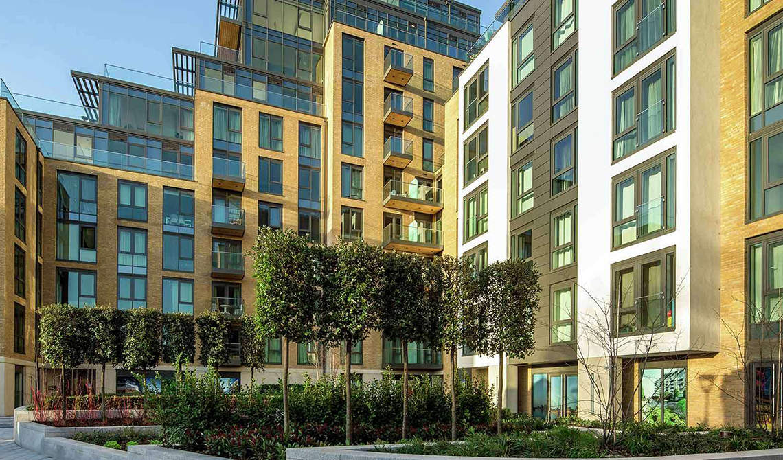Apartments for sale in residential complex Battersea Reach, Wandsworth - 1