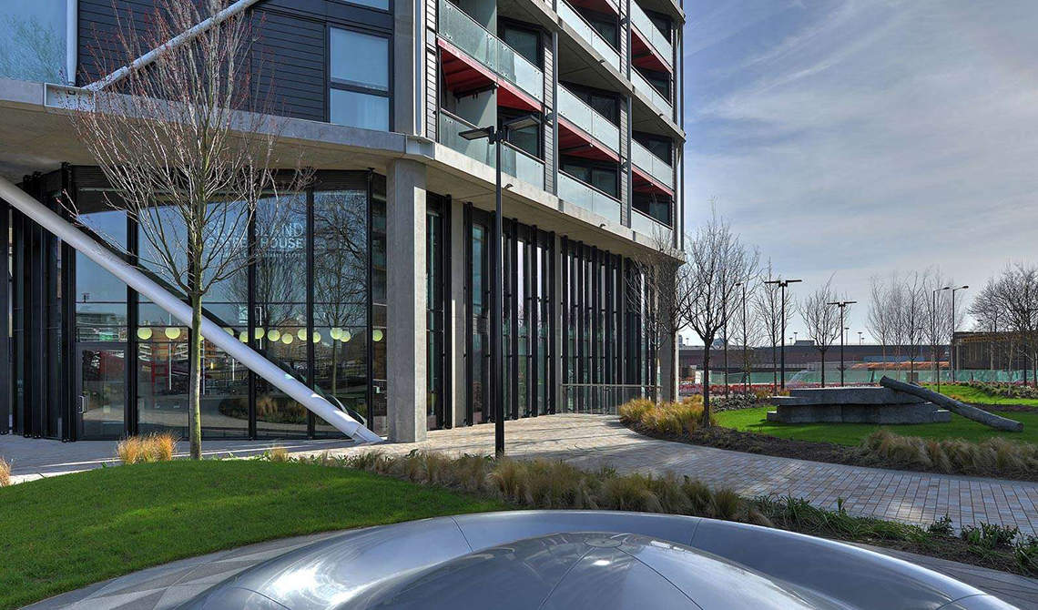 Apartment for sale in residential complex Riverlight, Wandsworth - 1