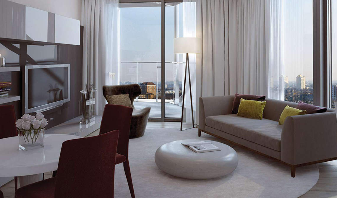 Apartment for sale in residential complex Riverlight, Wandsworth - 3