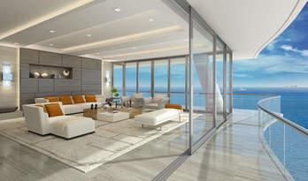 Апартаменти за продажба в Fendi Chateau Резиденции в близост до Маями Бийч
